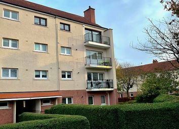 Thumbnail 2 bed flat for sale in Edinbeg Avenue, Glasgow