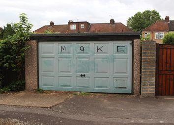 Thumbnail Parking/garage for sale in Alexandra Road, Rainham