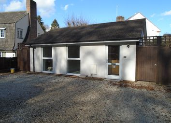 Thumbnail 1 bed detached bungalow to rent in Lordswood Close, Southampton
