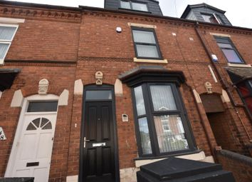 Thumbnail 6 bed flat to rent in Tiverton Road, Selly Oak, Birmingham