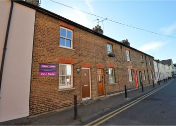 Thumbnail 1 bed terraced house for sale in South Street, Brentwood