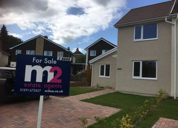 Thumbnail 3 bed bungalow for sale in Ladyhill, Usk