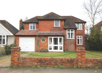 Hilltop Road, Earley, Reading RG6. 4 bed detached house