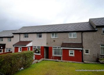 Thumbnail Terraced house for sale in Wren Road, Greenock