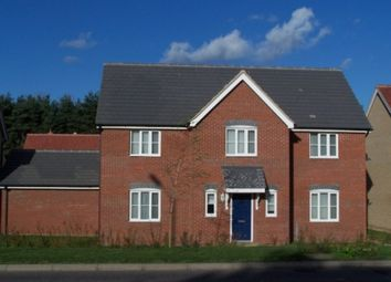 Thumbnail 5 bedroom detached house to rent in Brandon Road, Thetford