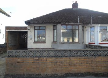 Thumbnail 2 bed semi-detached bungalow for sale in Ely Road, Llandaff, Cardiff
