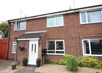 Thumbnail 2 bed terraced house for sale in Hackworth Close, Newthorpe, Nottingham