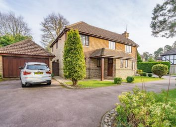 Thumbnail 5 bed detached house for sale in Havering Close, Tunbridge Wells