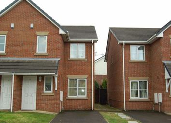 Thumbnail 3 bed semi-detached house to rent in Vale Road, Crosby, Liverpool