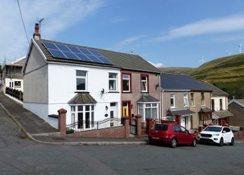 3 bed end terrace house for sale in Fairy Glen, Ogmore Vale, Bridgend, Bridgend County. CF32