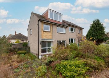 Thumbnail 3 bed semi-detached house for sale in 69 Comiston View, Edinburgh