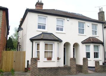 Thumbnail 3 bedroom property for sale in Elmgrove Road, Weybridge