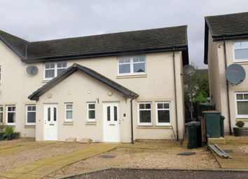Thumbnail 2 bed end terrace house for sale in Tiree Place, Crieff