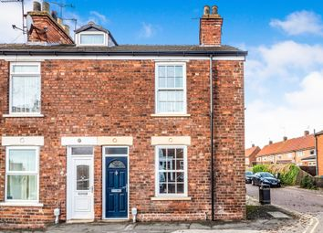 Thumbnail 2 bedroom end terrace house for sale in Cherry Tree Lane, Beverley