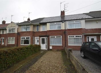 Thumbnail 2 bed terraced house to rent in Wold Road, Hull