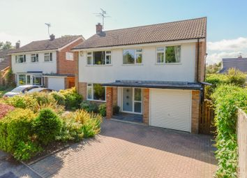Thumbnail 4 bedroom detached house for sale in The Grove, Kennington, Ashford