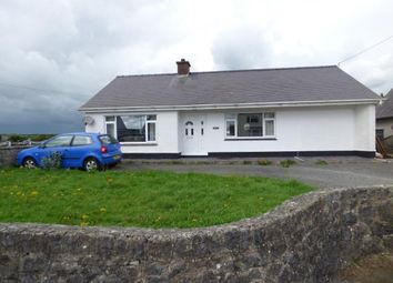 Thumbnail 3 bed bungalow for sale in Holyhead Road, Llannerch-Y-Medd, Sir Ynys Mon