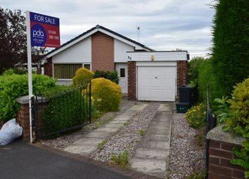 Thumbnail 3 bed bungalow for sale in The Ridings, Saughall, Chester