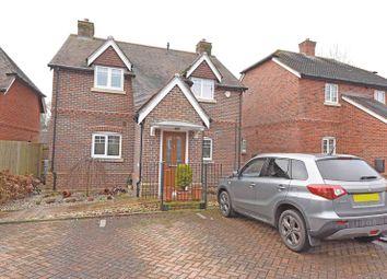 Thumbnail 2 bedroom maisonette for sale in Blackthorn Close, Baughurst, Tadley