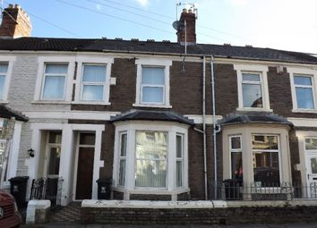 Thumbnail 4 bed terraced house to rent in Arran Street, Roath, Cardiff