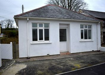 Thumbnail 3 bed detached bungalow for sale in Talgarreg, Llandysul, Carmarthenshire