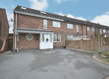 Thumbnail 4 bed end terrace house for sale in Swallows Meadow, Shirley, Solihull