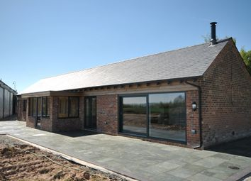 Thumbnail 3 bedroom barn conversion to rent in Ash Parva, Whitchurch, Shropshire