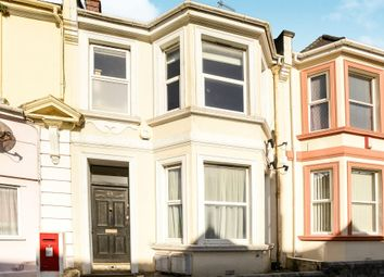 Thumbnail 2 bed flat for sale in Whittington Street, Plymouth
