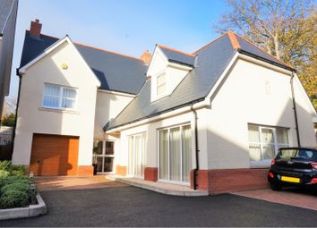 Thumbnail 5 bed detached house for sale in Longfields, West Cross