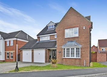 Thumbnail 6 bed detached house for sale in Weymouth Drive, Houghton Le Spring