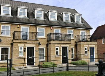 Thumbnail 3 bed town house for sale in Avington Way, Sherfield-On-Loddon, Hook