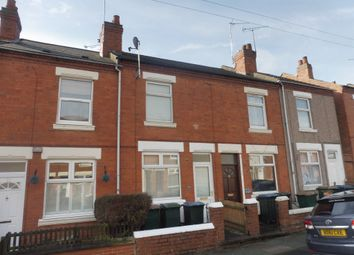 Thumbnail 2 bedroom terraced house for sale in Wyley Road, Radford, Coventry