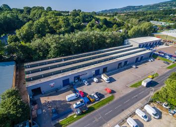 Thumbnail Light industrial to let in Unit 18B Springvale Industrial Estate, Cwmbran, Newport