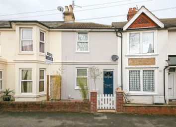 Thumbnail 3 bed terraced house for sale in Meadow Road, Southborough, Tunbridge Wells