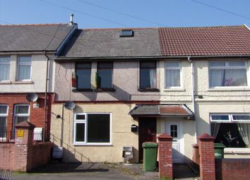 Thumbnail 1 bed flat to rent in Twynyffald Road, Blackwood