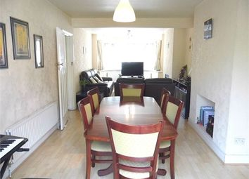 Thumbnail 3 bed terraced house to rent in Ravenswood Crescent, Harrow, Middlesex