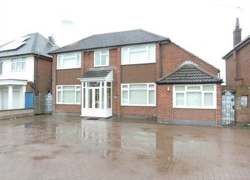 Thumbnail 4 bed detached house to rent in Leamington Road, Styvechale, Coventry, West Midlands