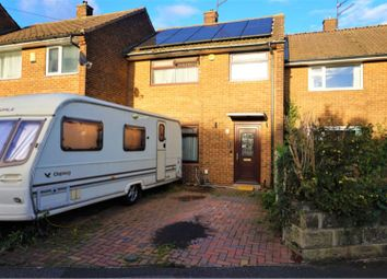 Thumbnail 3 bed terraced house for sale in Vicarage Road, Mickleover, Derby