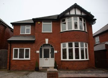 5 bed detached house for sale in Manor Road, Stretford, Manchester M32