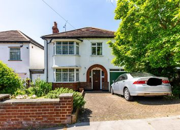 Thumbnail 4 bed detached house for sale in Downsview Road, Upper Norwood