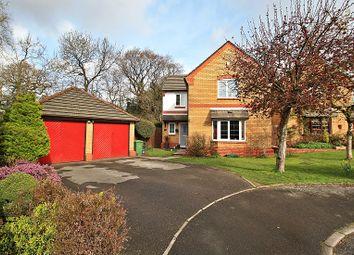 Thumbnail 4 bed detached house for sale in Cwrt Faenor, Beddau, Pontypridd, Rhondda, Cynon, Taff.