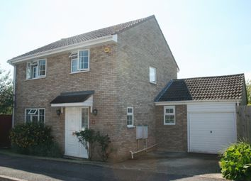 Thumbnail 4 bed detached house for sale in Home Lea, Chelsfield