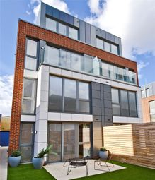 Thumbnail 4 bed terraced house for sale in Fergusson Mews, 330 Clapham Road, Clapham, London