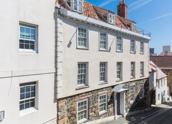 Thumbnail 9 bed semi-detached house for sale in Berthelot Street, St. Peter Port, Guernsey