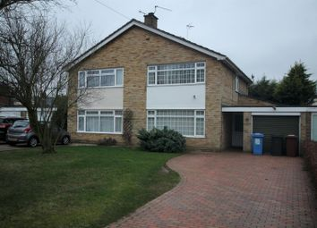 Thumbnail 3 bed semi-detached house for sale in Crofton Close, Ipswich
