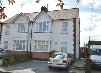 Thumbnail 1 bed maisonette for sale in Coppins Road, Clacton-On-Sea