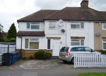 Thumbnail 2 bed flat to rent in Nelson Road, Stanmore