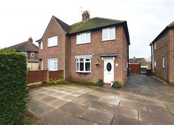 Thumbnail 3 bed semi-detached house for sale in Duncalf Grove, Bradwell, Newcastle