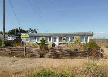 Thumbnail 1 bed bungalow for sale in Dungeness Road, Dungeness, Romney Marsh