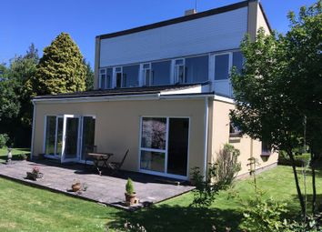 Thumbnail 4 bedroom detached house for sale in Hallam Road, Clevedon
